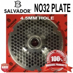 No32, 4.5mm Salvador Mincer Plate