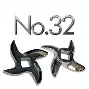 No32 Salvador Mincer knife