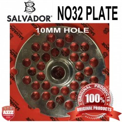 No32, 10mm Salvador Mincer Plate