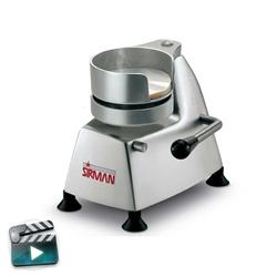 Sirman Burger Machine - SA130 (5