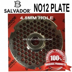 No12, 4.5mm Salvador Mincer Plate