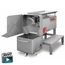 Foodlogistik Dicing Machine - MS120 JMR
